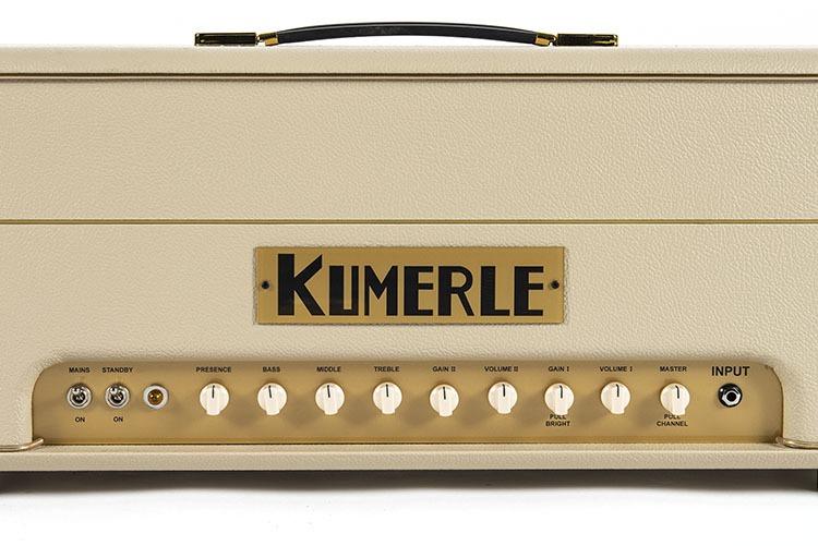 De kumerle amps - amp 2 - 2 CLOSE WEBB